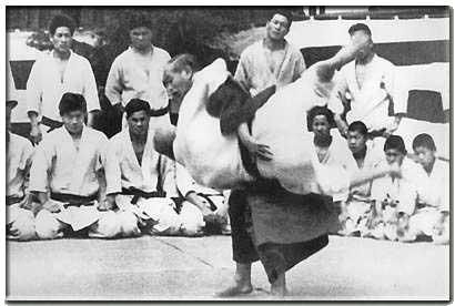 Jigoro Kano, creator of Judo